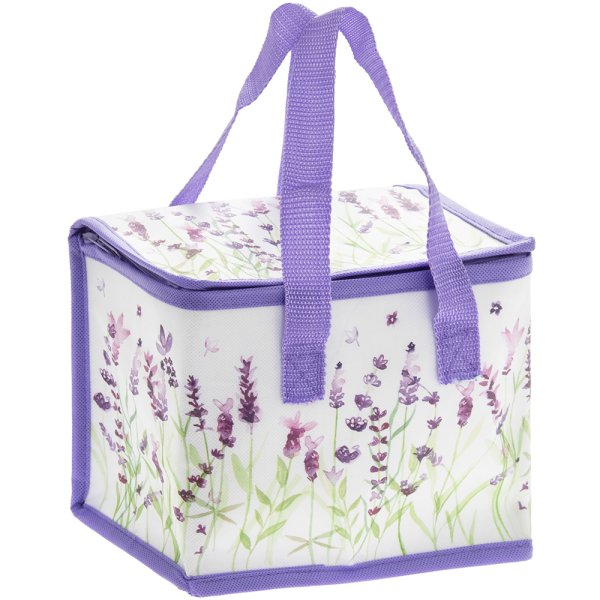 LAVENDER LUNCH BAG