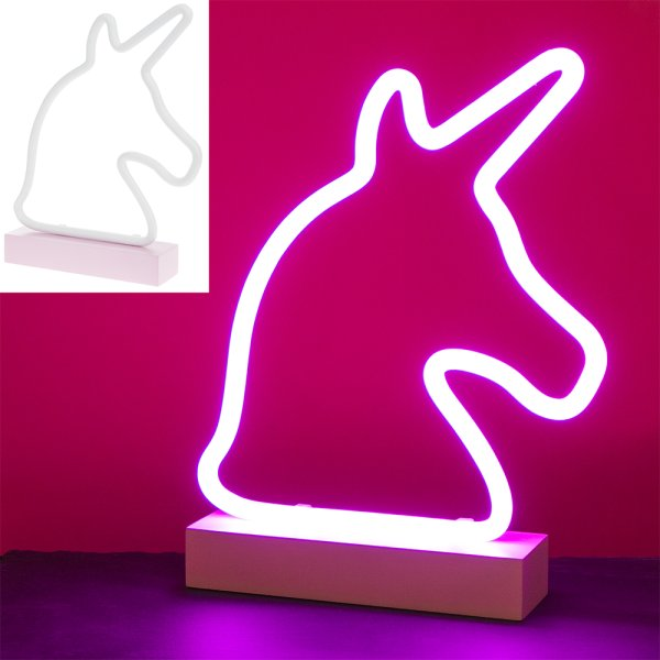 UNICORN PINK NEON LAMP