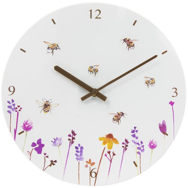 BUSY BEES CLOCK