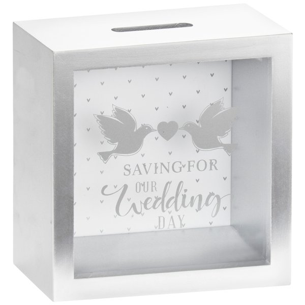 WEDDING FUND MONEY BOX
