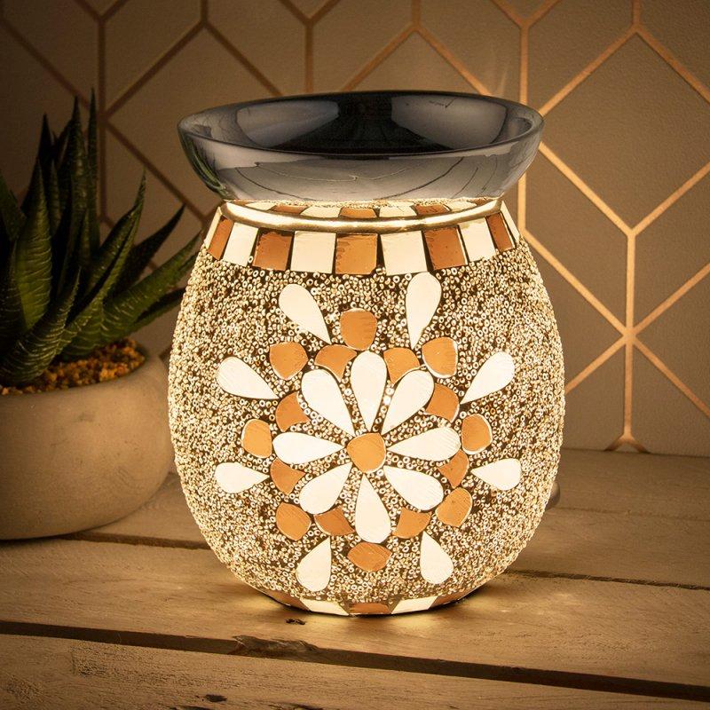 DESIRE AROMA LAMP MOSAICFLOWER