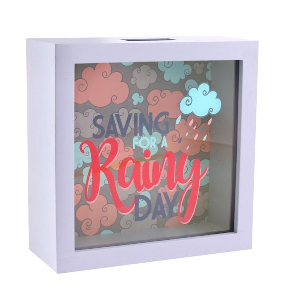SAVING FOR A RAINY DAY M/BOX