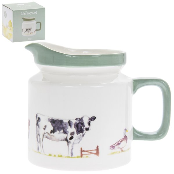 COUNTRY LIFE FARM JUG