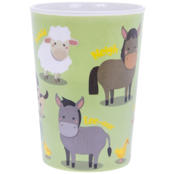 LITTLE STARS FARMYARD BEAKER