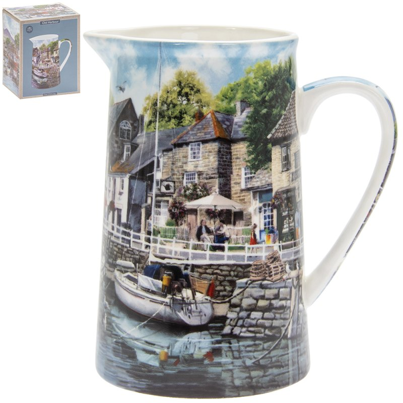 OLD HARBOUR JUG