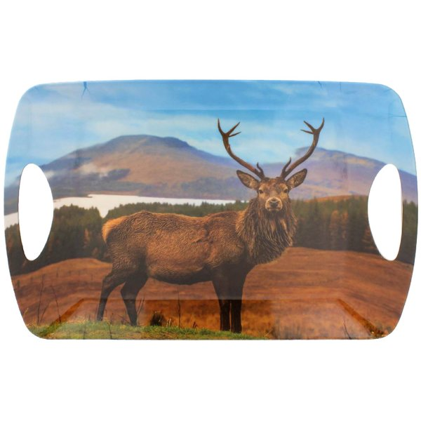 STAG TRAY LARGE