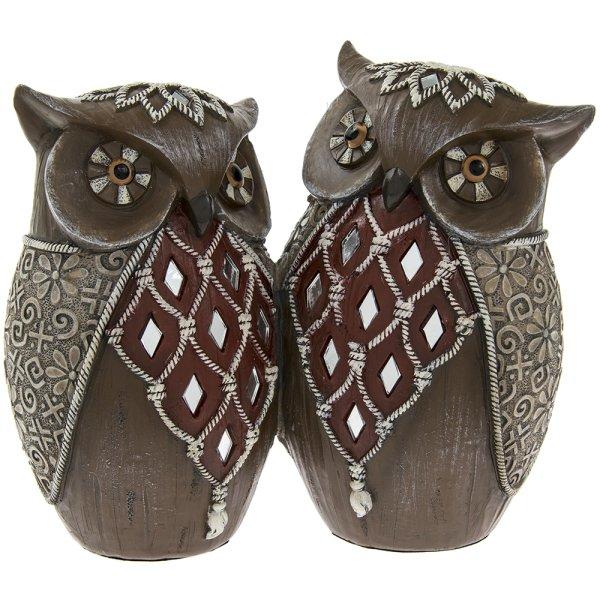 ARTISTIC OWLS