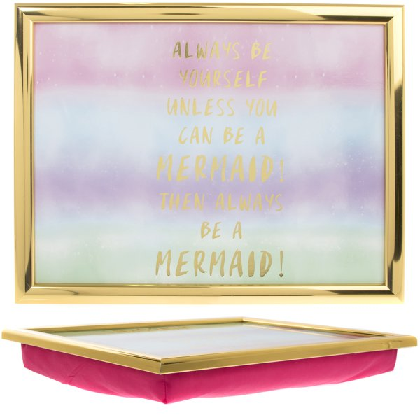 MERMAID LAPTRAY