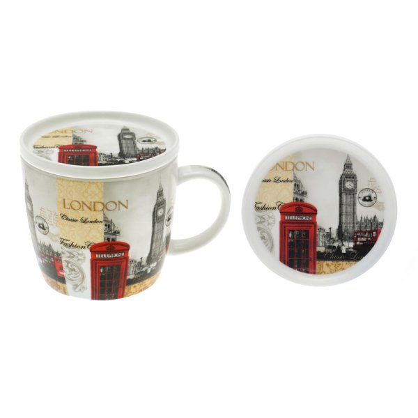 NEW LONDON MUG & COASTER