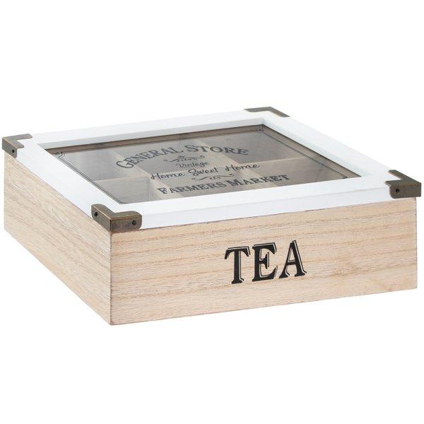 HOME SWEET HOME TEA BOX