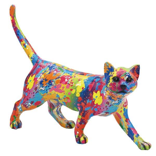 SPLASH ART CAT