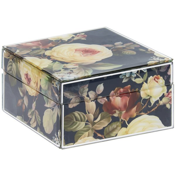 ROSE  BLOSSOM JEWELLERY BOX