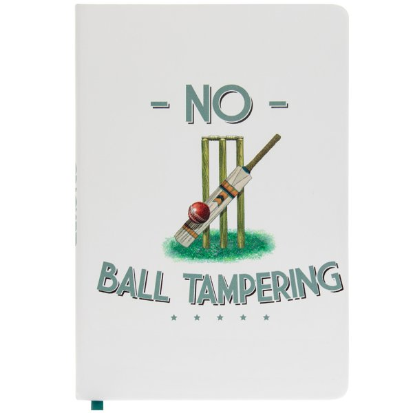 CRICKET NOTEBOOK A5
