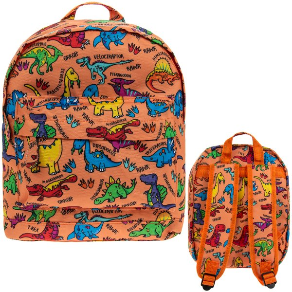 DINOSAURS BACK PACK