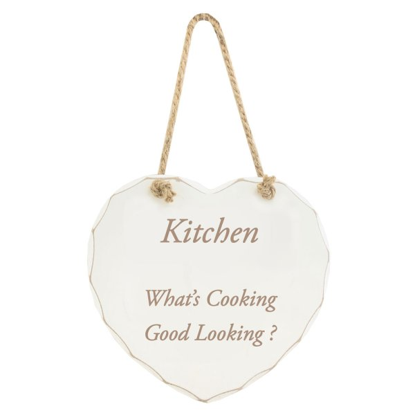 KITCHEN HANGING PLAQUE