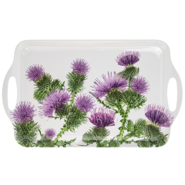 THISTLE TRAY LARGE