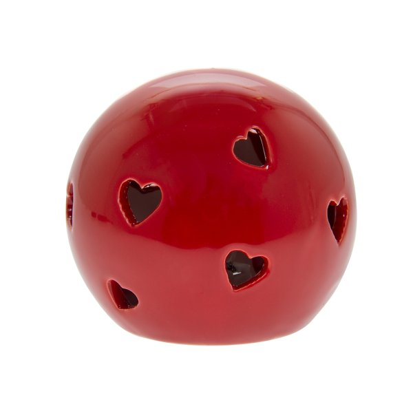 RED HEART LED BALL S