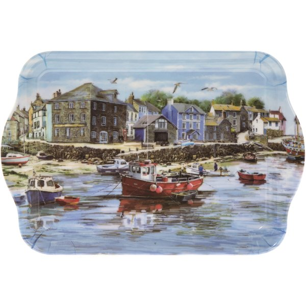 OLD HARBOUR SMALL TRAY