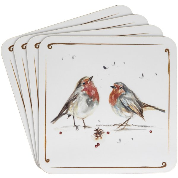 WINTER ROBINS COASTERS 4S 2A