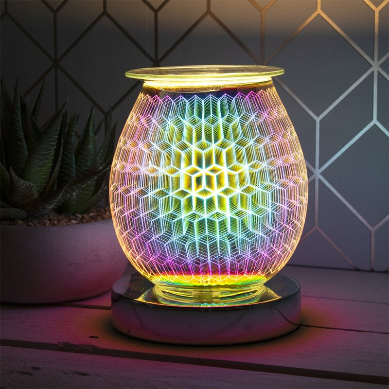 DESIRE AROMA LAMP RHOMBUS