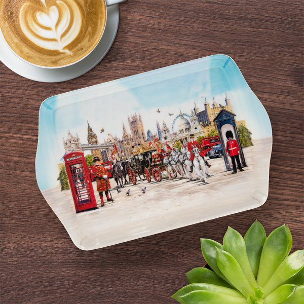 LONDON COLLAGE TRAY SML