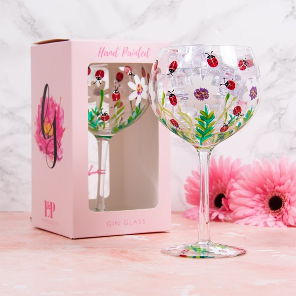 LADYBIRDS GLASS