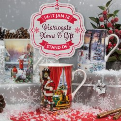 Harrogate Christmas & Gift Fair 2018