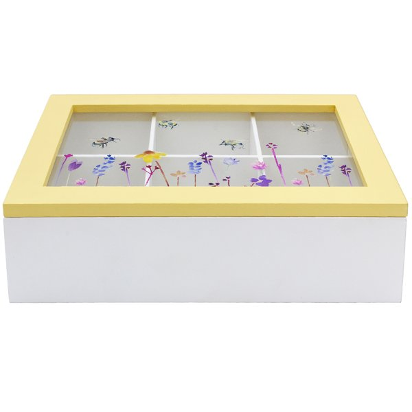 BUSY BEE TEA BOX