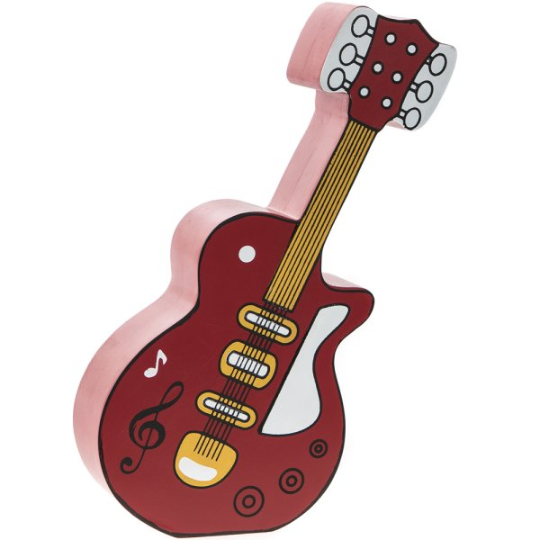 GUITAR MONEY BOX