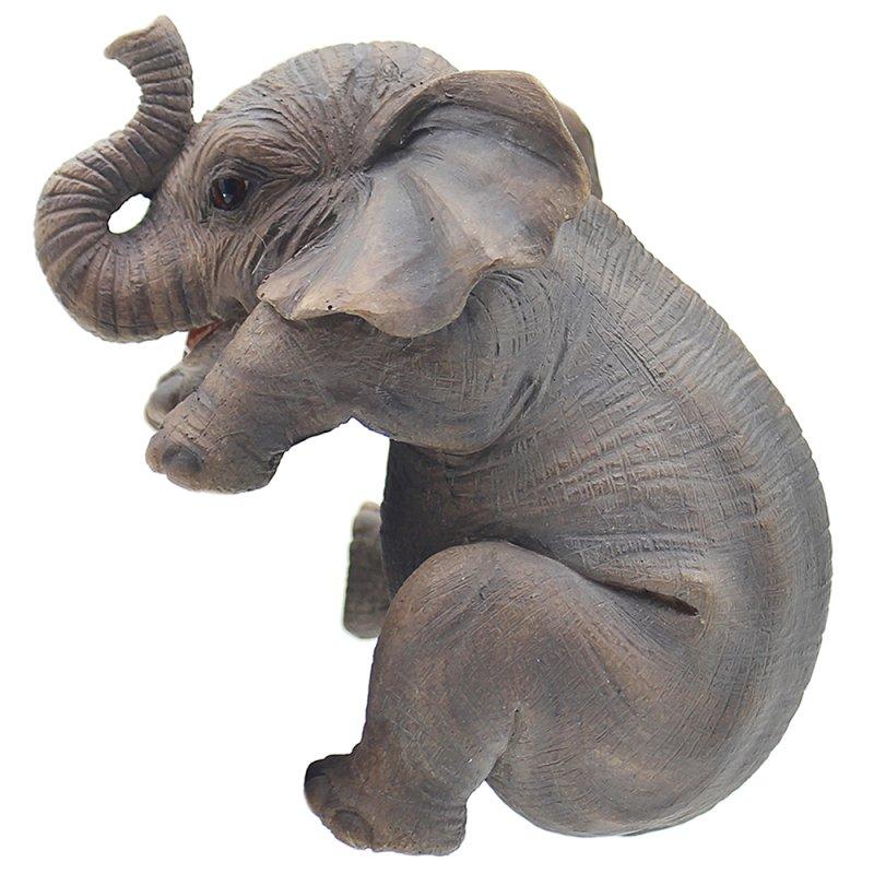 PLANT POT PALS ELEPHANT