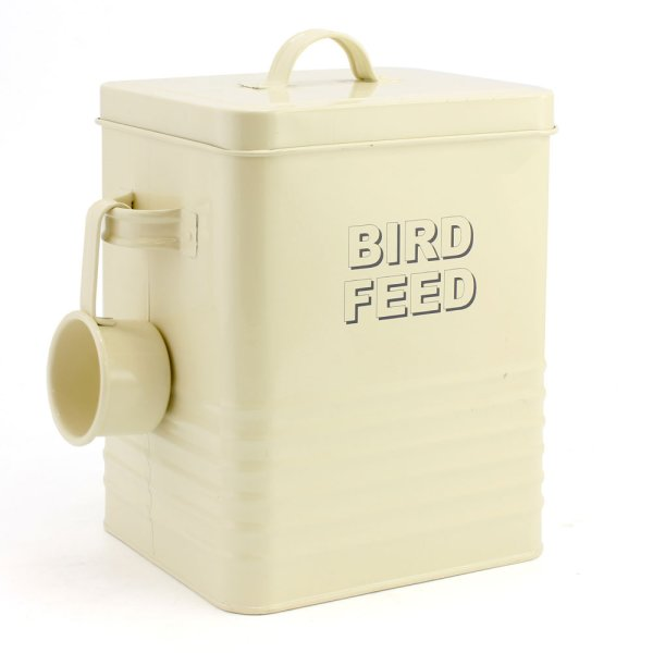 HOME SWEET CREAM BIRD FEED