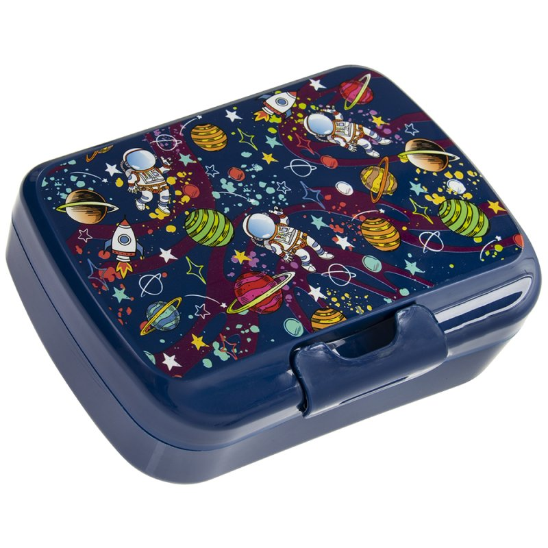 SPACEMAN LUNCH BOX