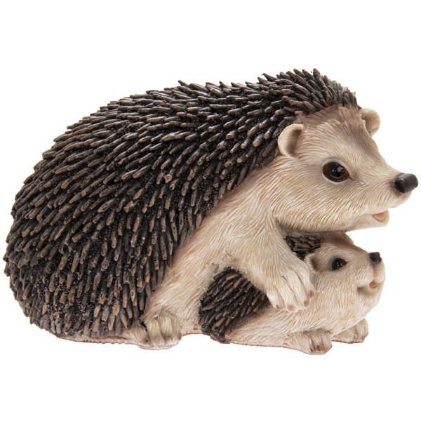 GARDEN PALS HEDGEHOG WITH BABY