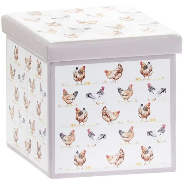 CHICKEN FOLDING STORAGE BOX