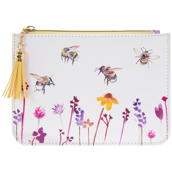 BUSY BEES COIN PURSE