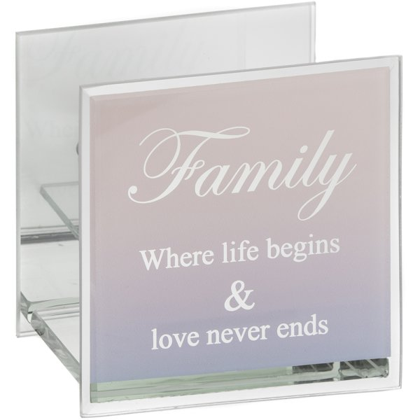SENTIMENTS TEA LIGHT FAMILY