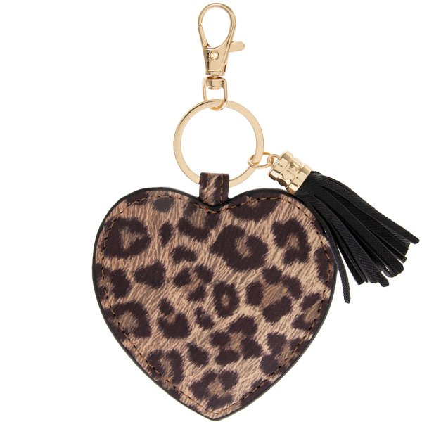 WILD SIDE KEYRING