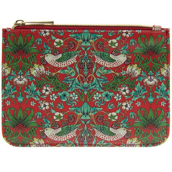S'BERRY THIEF PURSE RED