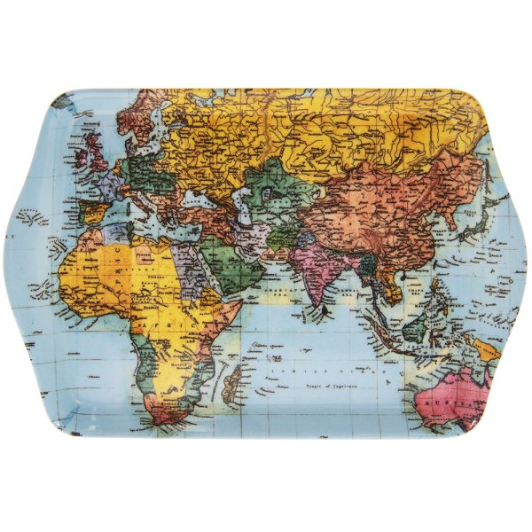 WORLD TRAVELLER SMALL TRAY