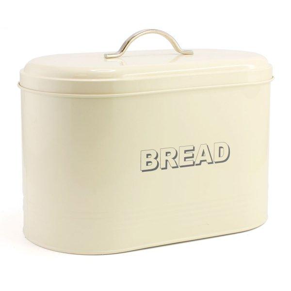 HOME SWEET CREAM BREAD BIN