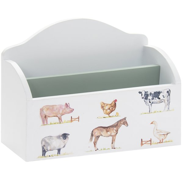 COUNTRY LIFE FARM LETTER RACK