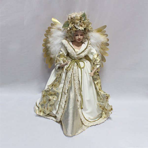 ANGEL MOVING GOLD 24""