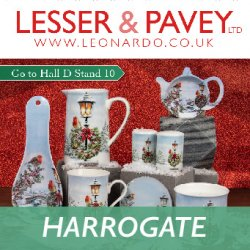 Harrogate Christmas & Gift Fair 2019