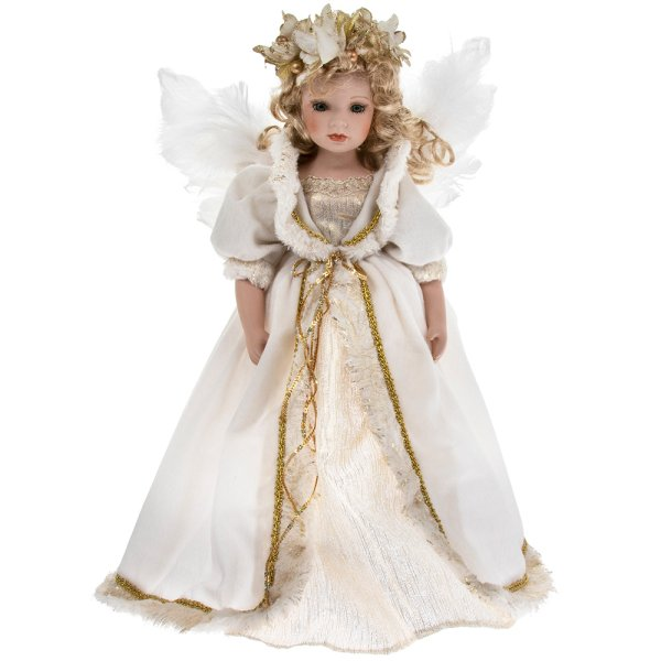 "ANGEL GOLD 18"""