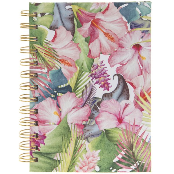 TROPICAL PARADISE NOTEBOOKA6