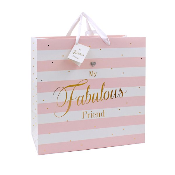 MAD DOTS FABFRIEND GIFTBAG LGE