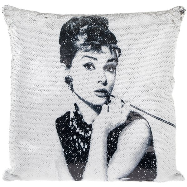 AUDREY SEQUIN CUSHION