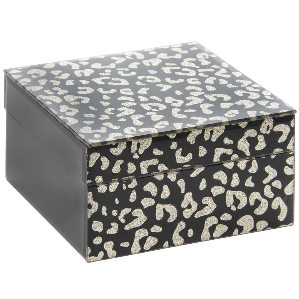 GLITTER WILDSIDE JEWELLERY BOX