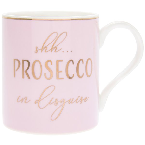 LET'S PARTY PROSECCO MUG