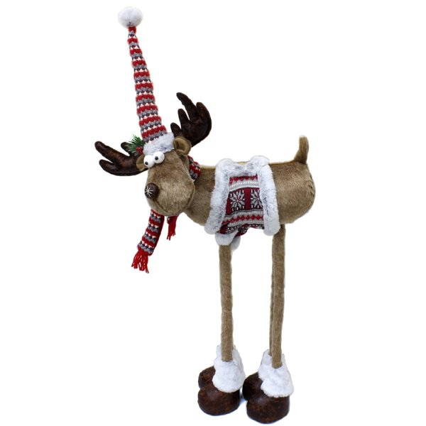 REINDEER WITH TELESCOPE 45""